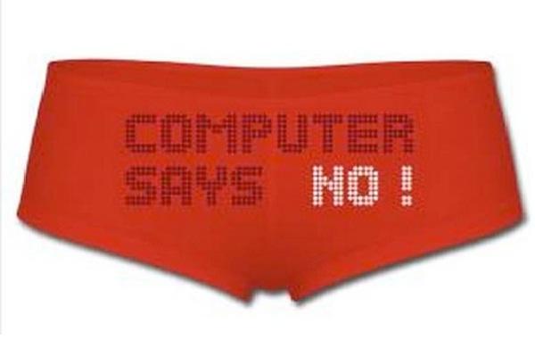 Damn Computer!-12 Funniest Geeky Panties Ever Made