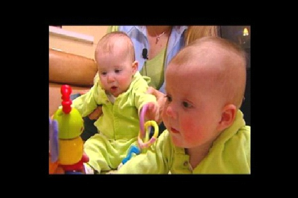 Shannon and Mike Gimbel - Had To Choose One Twin to Live, But Both Survived-Medical Miracles
