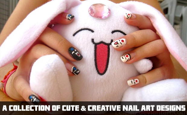 Inspire-Most Creative Nail Art