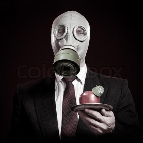 The gas mask-Funny And Insane Pervert Deaths
