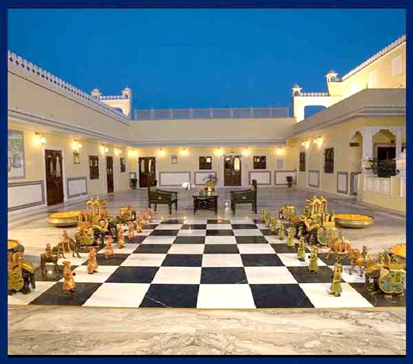 The Raj Palace Hotel - The Presidential Suite - Jaipur, India - $45,000 Per Night-World's Most Expensive Hotel Suites