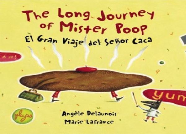 The Long Journey of Mister Poop-Most Bizarre Children's Books