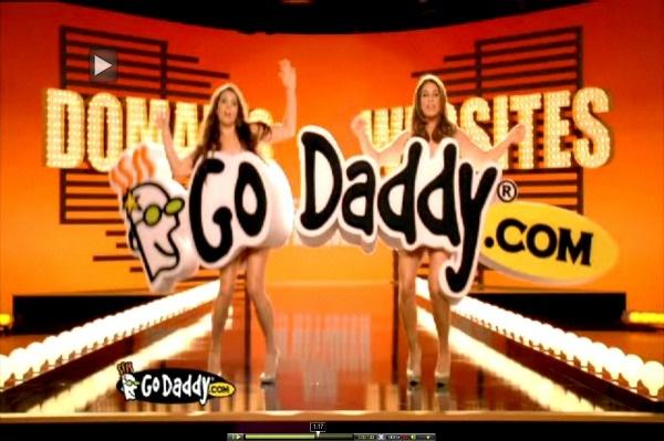 Go Daddy-Most Evil Internet Companies