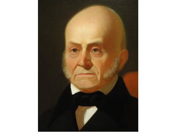 John Quincy Adams - Inspire Others-Best Presidential Quotes