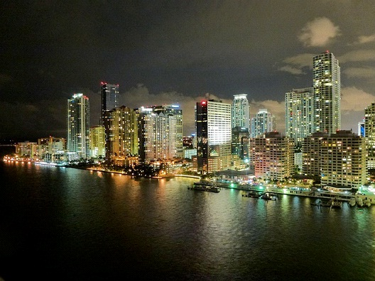 Miami-Best Cities For A Bachelorette Party