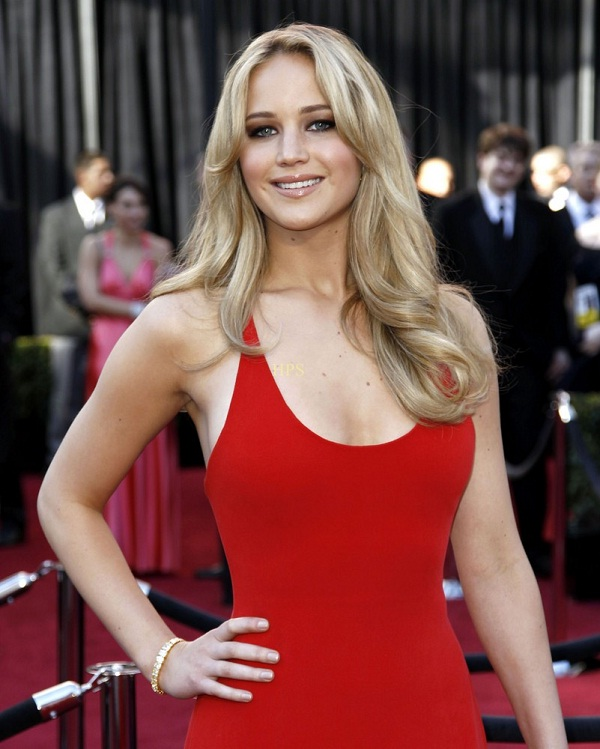 Jennifer Lawrence-Celebrities Who Are Real Life Heroes