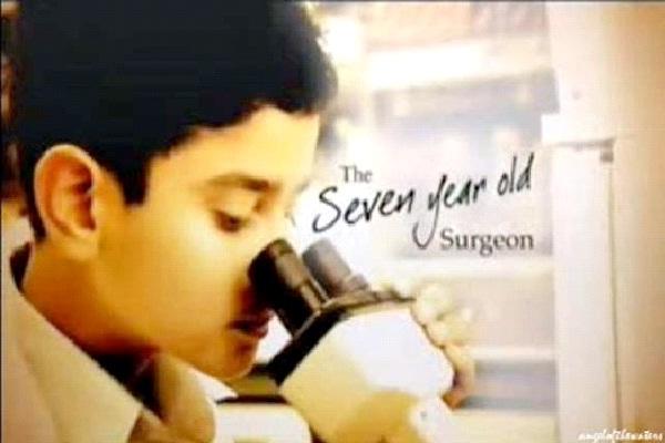 Akrit Jaswal - 7 Year Old Surgeon-Extraordinary Child Prodigies