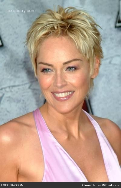 Sharon Stone-Celebrities Who Once Worked At McDonalds
