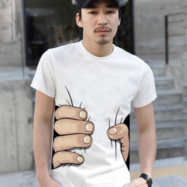 A big squeeze-Most Insane Tshirts Ever