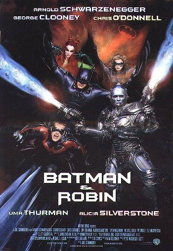 Batman & Robin-Superhero Movies That Disappointed Us