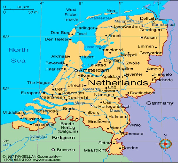 Netherlands-Most Developed Countries In The World