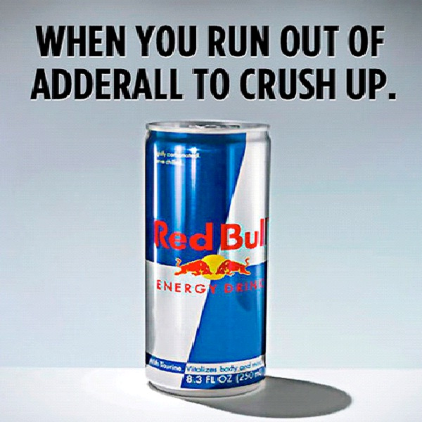 Red Bull-12 Hilarious And Brutally Honest Advertisements