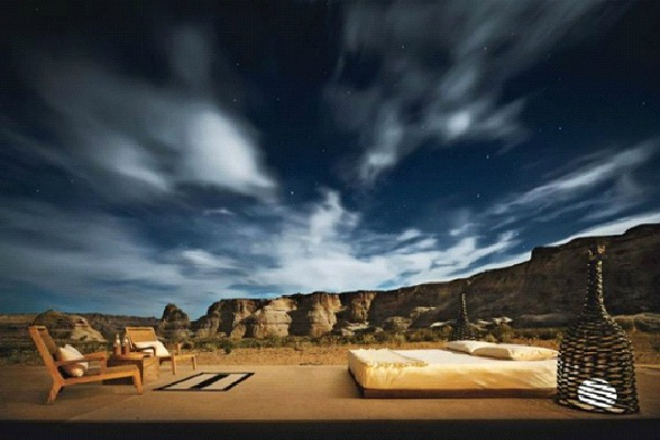 Sleep Under The Stars-Best Bucket List Ideas