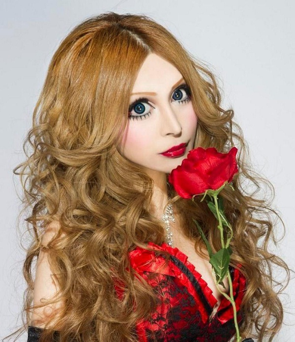 Vanilla Chamu-Real Life People Who Have Become Dolls