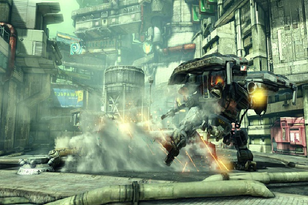 Hawken-Best Free PC Games