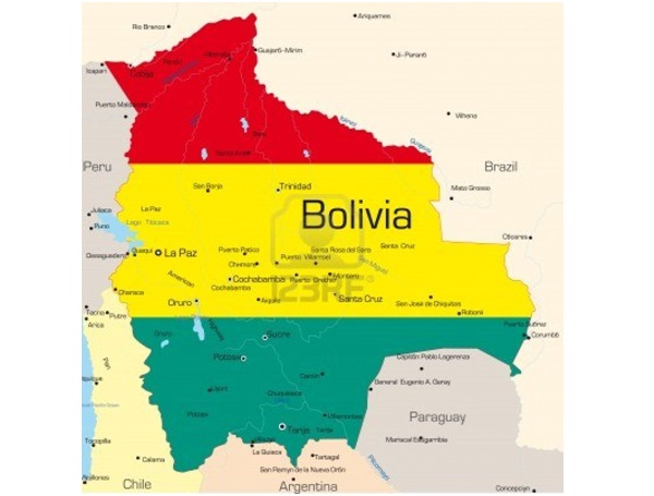 Bolivia-Countries Without McDonald's