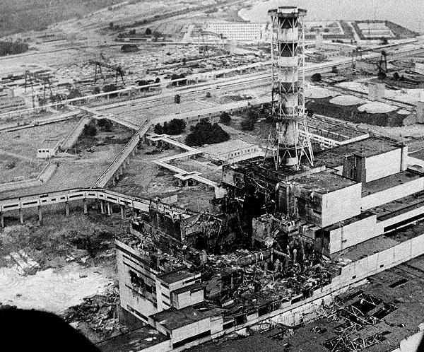 Chernobyl-Worst Engineering Disasters