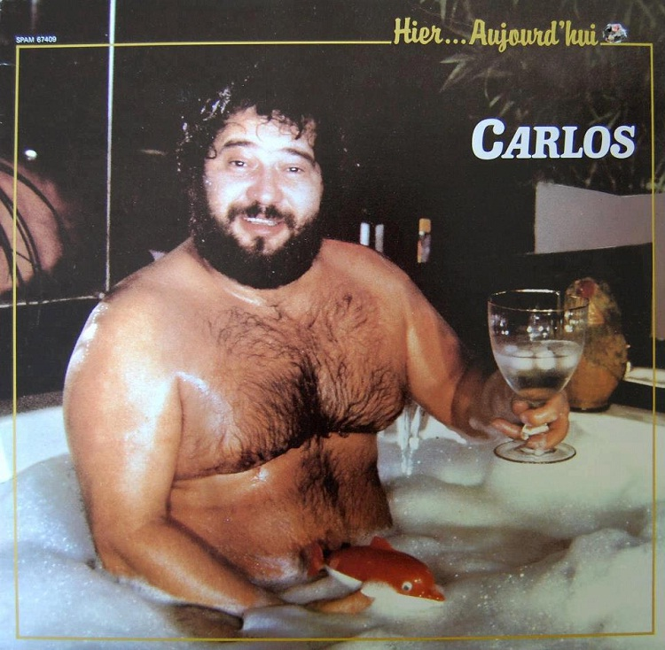 Carlos-12 Most Painfully Awkward Album Covers In The History Of Music