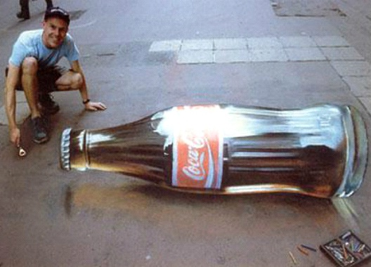 Coca Cola-Most Creative Street Ads