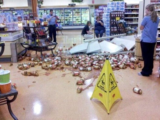Avalanche-Best Supermarket Fails