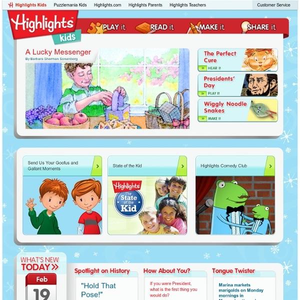 Highlightskids.com-Best Educational Websites For Kids