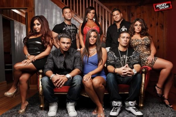 Jersey Shore-Dumbest Reality Shows Ever