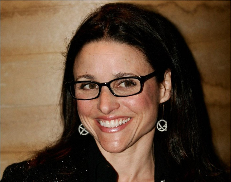 Julia Louis-Dreyfus-Celebrities Who Are Also Heirs