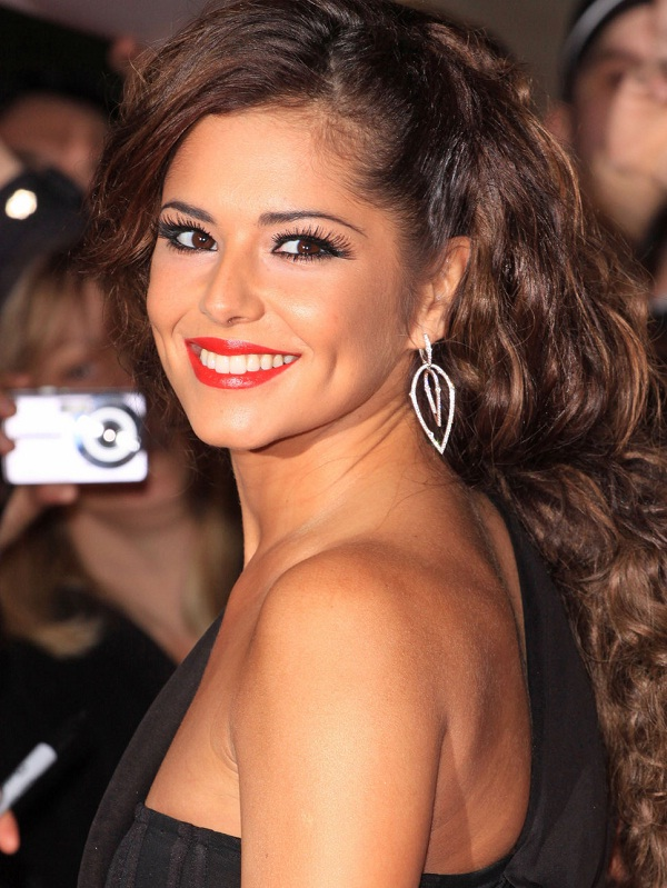 Cheryl Cole Doubly Cute-12 Famous Hottest Women With Dimples