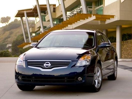 Nissan Altima-America's Most Stolen Cars