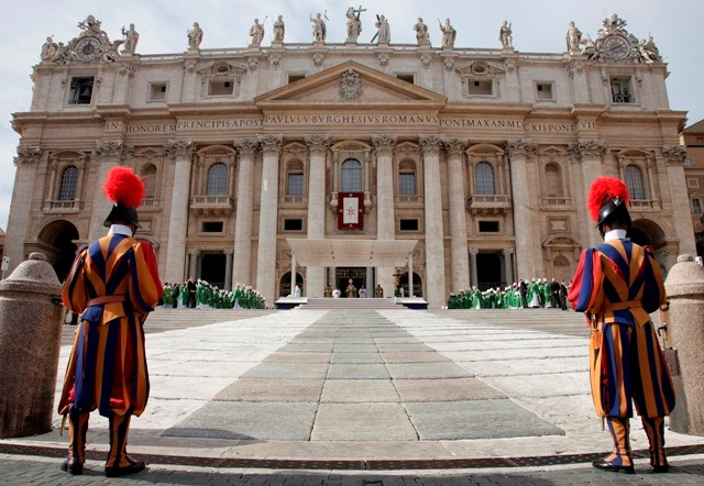 Vatican archives-Cool Places You Are Not Allowed To Visit