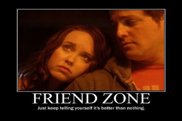 Better than nothing-Hilarious Friend Zone Memes