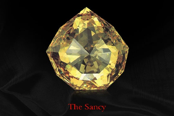 Sancy-15 Most Expensive Diamonds In The World