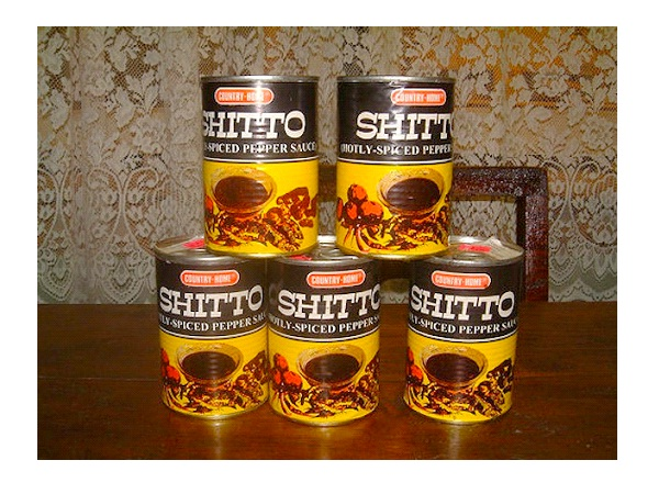 sh!tto Sauce-Most Inappropriate Product Names