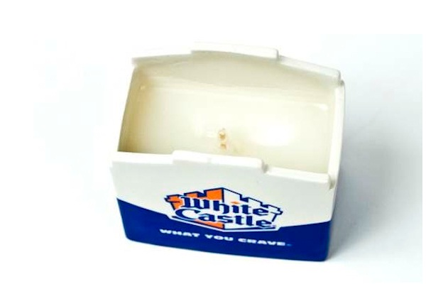 White Castle burger-Most Bizarre Scented Candles
