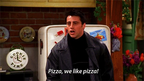 We shared the same likes as Joey-Why We Loved Friends So Much