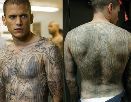 Michael Scofield-Straight Characters Played By Gay Actors