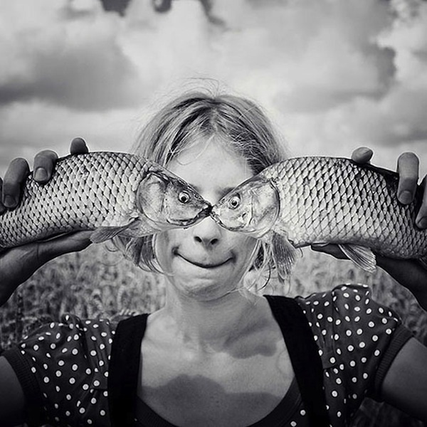 The Art Of Illusion-Amazing Photos With Optical Illusions