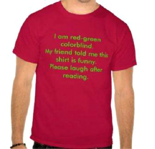 Red Green Colorblind-Best Colorblindness Tests You Must Try
