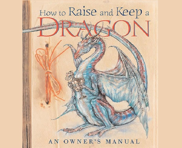 Help For The Parents Of Dragons-Strangest How-to Books