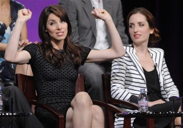Whitney Cummings-Highest Paid Female Tv Actresses Of 2013