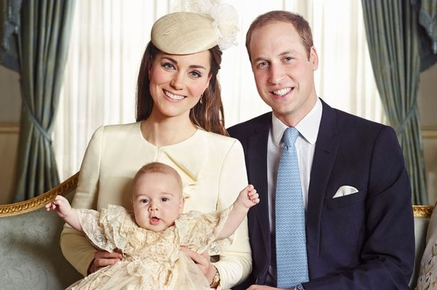 Prince George-Celebrity Babies Born In 2013