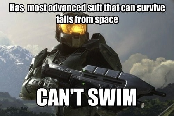 Well that makes sense-Worst Video Game Logic
