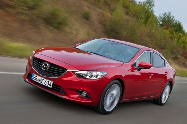 Mazda 6-Best Cars To Buy In 2014