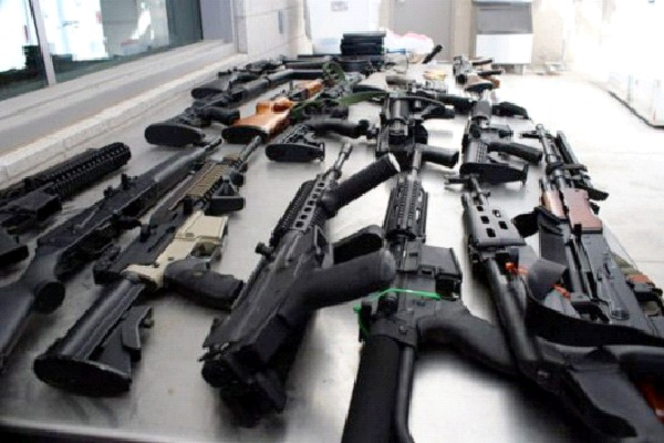 Weapons-Most Smuggled Things In The World
