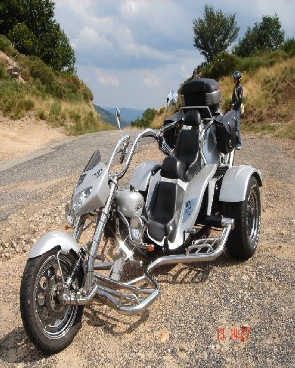 Amazing Chopper-Amazing Motorcycles