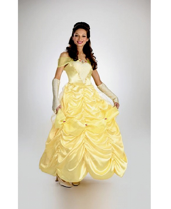 Princess Belle - Beauty and the Beast-Disney Dresses