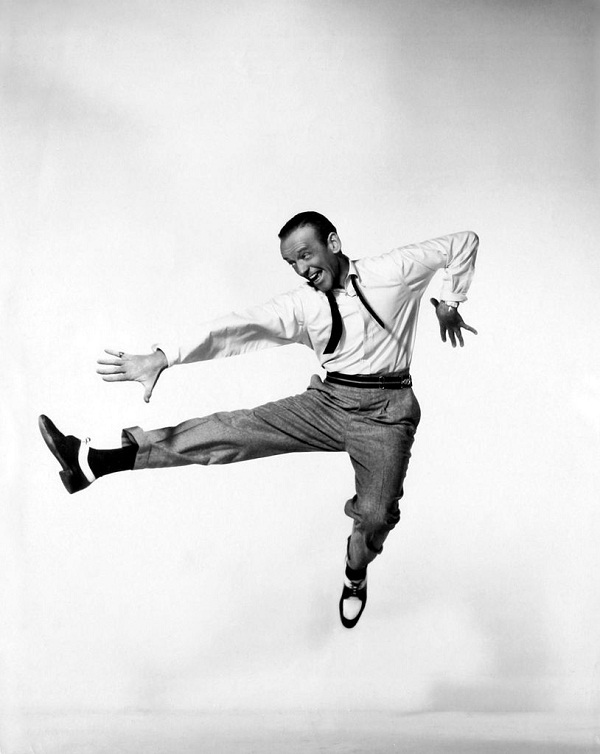 Fred Astaire-Best Dancers Around The World