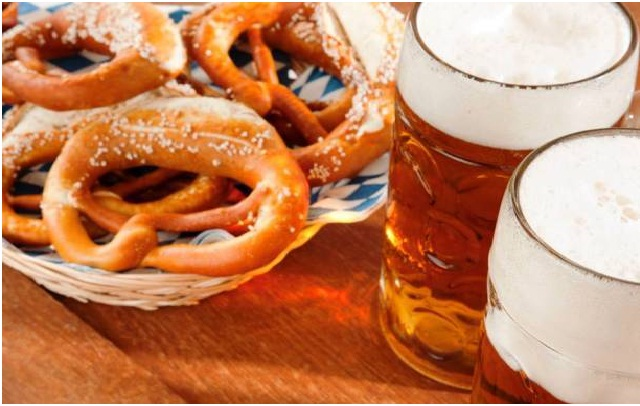 No pretzels and beer for you-Most Bizarre Laws