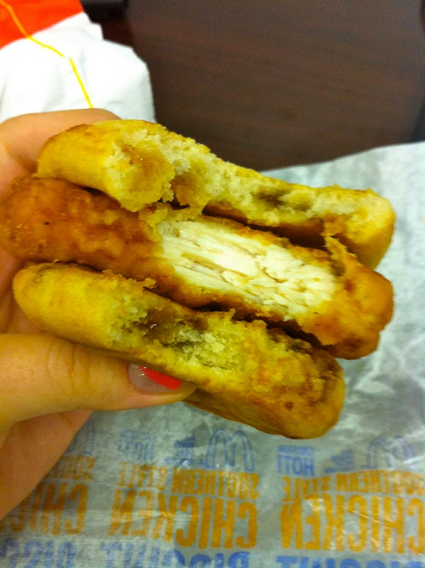 Chicken and waffles-McDonald's Secret Menu Items You Didn't Know