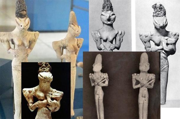 Ubaid lizard men-Strange Artifacts That Are Alien